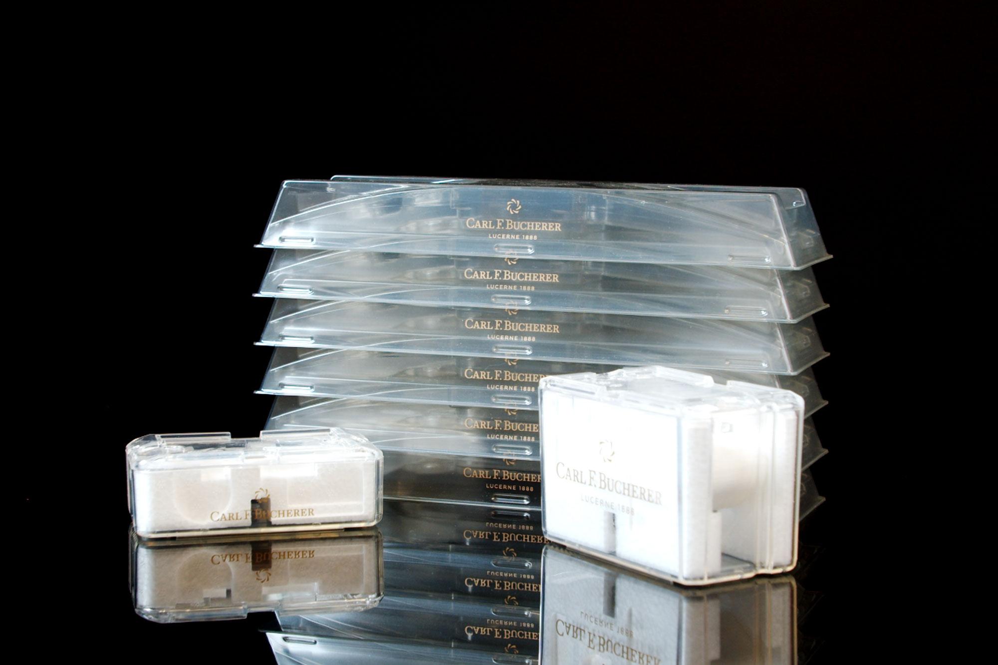 Mestel - Polymères - Carl F. Bucherer Emballage et conditionnement produits