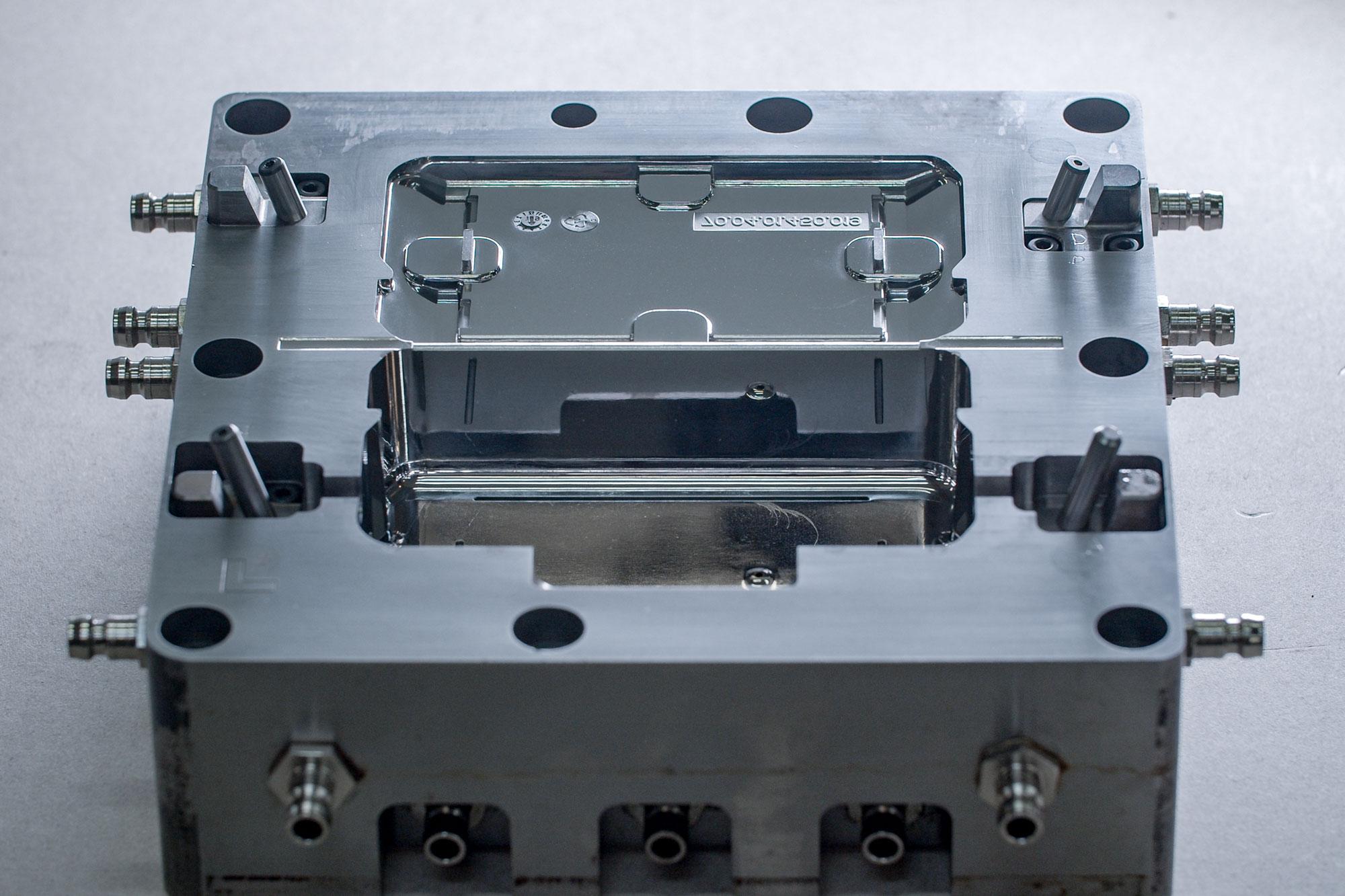 Mestel - Elastomer and polymer moulding